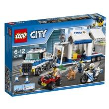 Lego city 60139, Mobil kommandocentral
