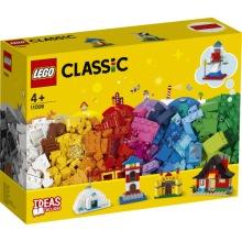 11008 LEGO Classic Klossar och hus 4+