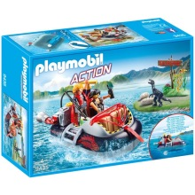 Playmobil Action - Svävare med undervattensmotor 9435