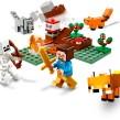 21162 LEGO Minecraft Tajgaäventyret 7+