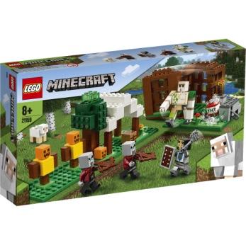 LEGO Minecraft 21159 Plundrarnas Vakttorn 8+ - LEGO Minecraft 21159 Plundrarnas Vakttorn 8+