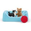 Schleich  42501 Katter med leksaker