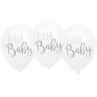 Jabadabado - Ballonger hello baby vit