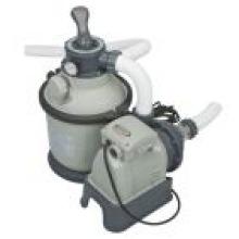 Intex sandfilter 4 000 liter/timme