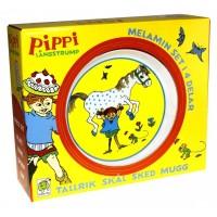 Pippi Långstrump - Melaminset i 4 delar