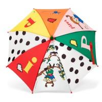 Pippi Långstrump paraply - Micki