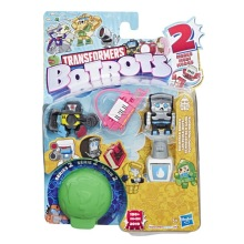 TRANSFORMERS - BOTBOTS BACKPACK BUNCH 5-PACK