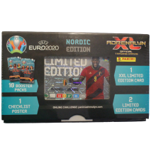 Adrenalyn XL UEFA Euro 2020 Gift Box Nordic Edition