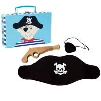 Jabadabado, piratväska med utklädnad