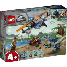 LEGO jurassic world 75942 Velociraptor: Räddningsuppdrag