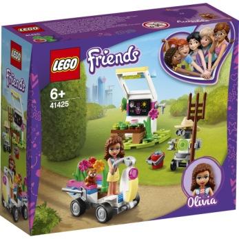 LEGO Friends 41425 Olivias blomsterträdgård - LEGO Friends 41425 Olivias blomsterträdgård