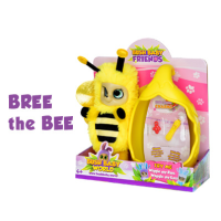 Bush Baby World Vänner Bree the Bee