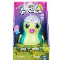 Hatchimals Wind-up Egg med ljud och ljus - turkos
