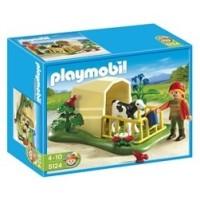 Playmobil 5124, Kalvuppfödning