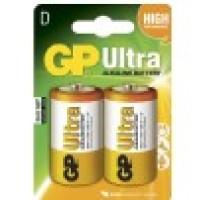GP Batterier Ultra D  2-pack