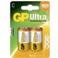 GP Batterier Ultra C  2-pack