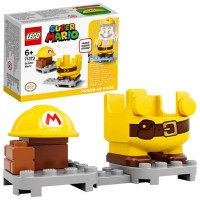 71373 LEGO Super Mario, Builder Mario - Boostpaket 6+
