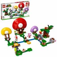 71368 LEGO Super Mario, Toads skattjakt - expansionsset 8+