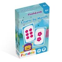 Spelkort - Lär dig para ihop 4+