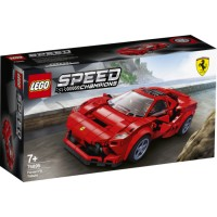 76895 LEGO Speed Champions Ferrari F8 Tributo 7+