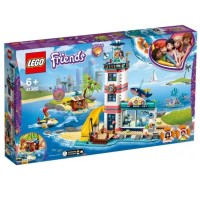 LEGO Friends Fyrens räddningscenter 41380 6+