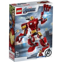 76140 LEGO Super Heroes Iron Mans robot 6+