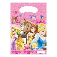 Kalaspåsar Disney Prinsessor 6-pack