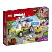 10749 Lego Juniors Mias ekologiska matmarknad 4+