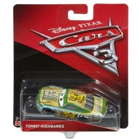 Cars 3 Tommy Highbanks