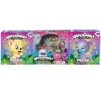 Hatchimals Spel och Pussel 3-pack