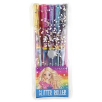 TOP Model Gelpennor Glitter 5p