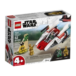 LEGO Star Wars 75247 - Rebel A-Wing Starfighter 4+ - LEGO Star Wars 75247 - Rebel A-Wing Starfighter 4+