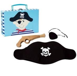 Jabadabado, piratväska med utklädnad - Jabadabado, piratväska med utklädnad