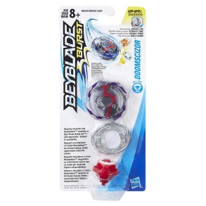 Beyblade Burst DOOMSCIZOR 1-Pack Spin - Beyblade Burst DOOMSCIZOR 1-Pack Spin