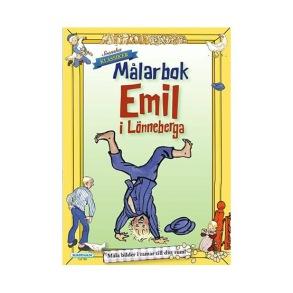 Emil i Lönneberga - Målarbok - Emil i Lönneberga - Målarbok