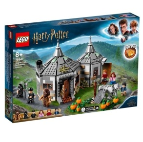 LEGO Harry Potter 75947 Hagrids Stuga Rädda Vingfåle  8+ - LEGO Harry Potter 75947 Hagrids Stuga Rädda Vingfåle  8+