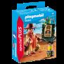 Playmobil 9083, Cowboy med efterlystaffisch - Playmobil Cowboy med efterlystaffisch