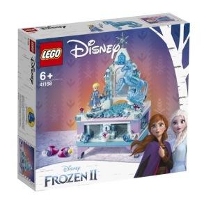 41168 LEGO Disney Frozen - Elsas smyckeskrin 6+ - 41168 LEGO Disney Frozen - Elsas smyckeskrin 6+