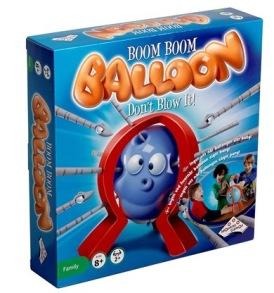 Maki, Brädspel, Boom Boom Balloon 8+ - Maki, Brädspel, Boom Boom Balloon 8+