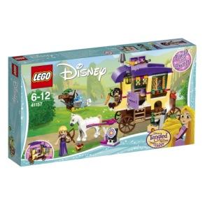 41157 Rapunzels Resande Karavan 6+ - 41157 Rapunzels Resande Karavan 6+