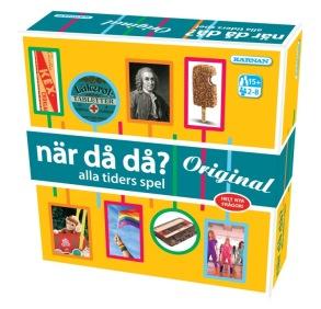 Kärnan, Familjespel, När då då, Original - Kärnan, Familjespel, När då då, Original