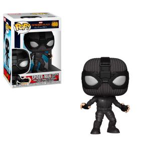 Funko Pop Marvel - Spider-Man Stealth Suit 469 - Funko Pop Marvel - Spider-Man Stealth Suit 469