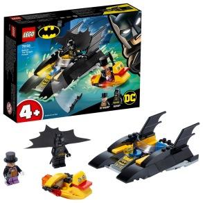 76158 LEGO Batman Bat-båtens jakt på pingvinen 4+ - 76158 LEGO Batman Bat-båtens jakt på pingvinen 4+