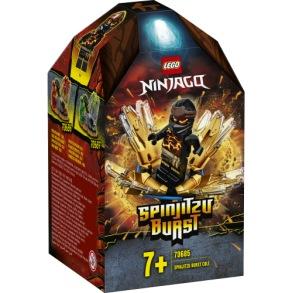 70685 LEGO Ninjago Spinjitzuanfall – Cole - 70685 LEGO Ninjago Spinjitzuanfall – Cole