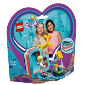 LEGO Friends Stephanies sommarhjärtask 41386 6+ - LEGO Friends Stephanies sommarhjärtask 41386 6+