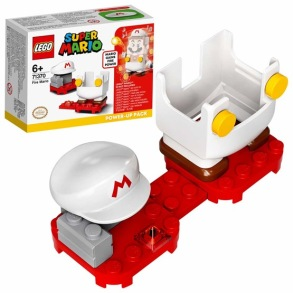 71370 LEGO Super Mario, Fire Mario - Boostpaket 6+ - 71370 LEGO Super Mario, Fire Mario - Boostpaket 6+