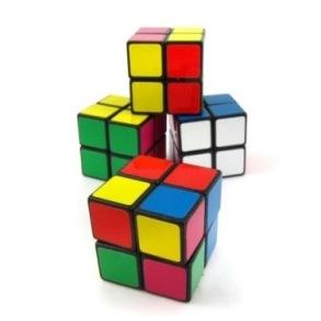 Rubiks Kub - Minikub 2*2 - Rubiks Kub - Minikub 2*2
