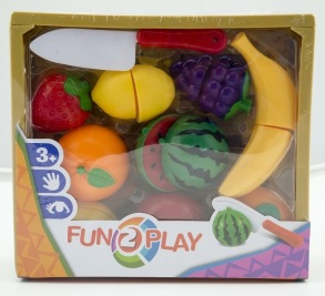 Delbara Frukter fun2play - Delbara Frukter fun2play