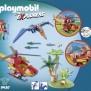 Playmobil Dinos - Helikopter med flygosaurus 9430