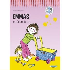 Målarbok Emma - Målarbok Emma
